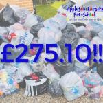 Bags2School raises £275.10 – Thank You!