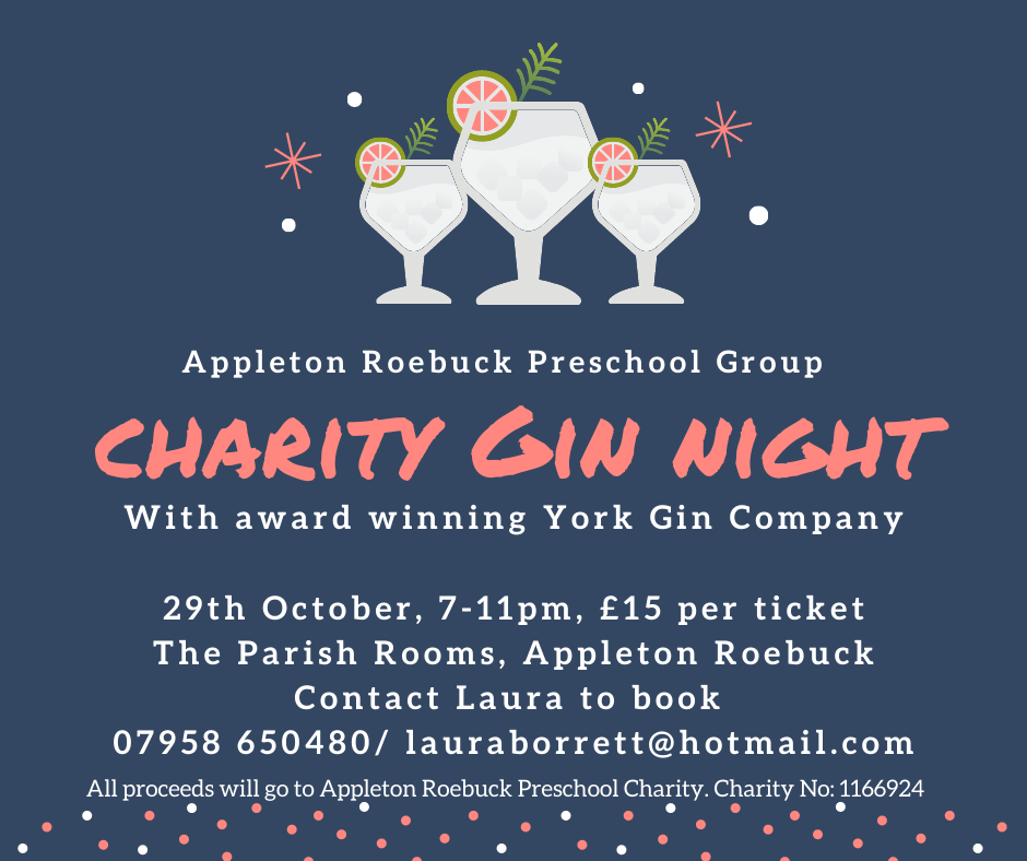 York Gin Night